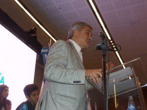 Walter Grahovac Min. Educación- Córdoba