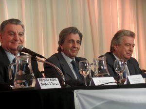 Héctor Acosta- Darwin Cerizola- Jorge Tomasi