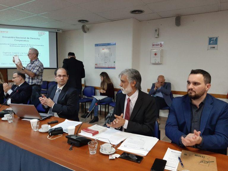 Dr. Gustavo sosa - Lic. Roque Argüello - Federico Ferrero