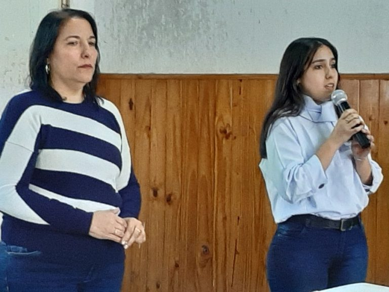 María Eva Sanz - Paula Santos Sanz