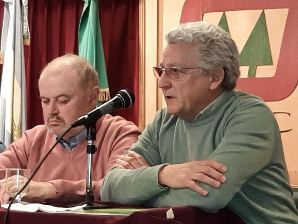 Martín Amandain - Gabriel Justiniano