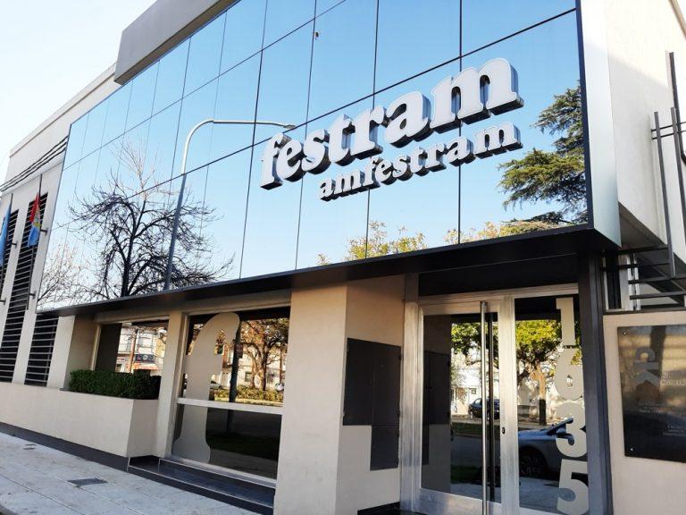 Moderna sede de AMFESTRAM y FESTRAM