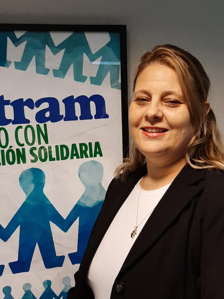Sandra Soto - Coordinadora AMFESTRAM