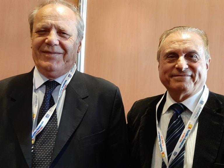 Adriano Jorge Markulín y Dr. Alberto Ferraro
