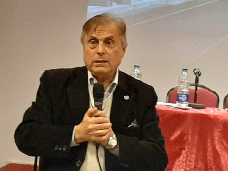 Dr. Alberto N. Ferraro