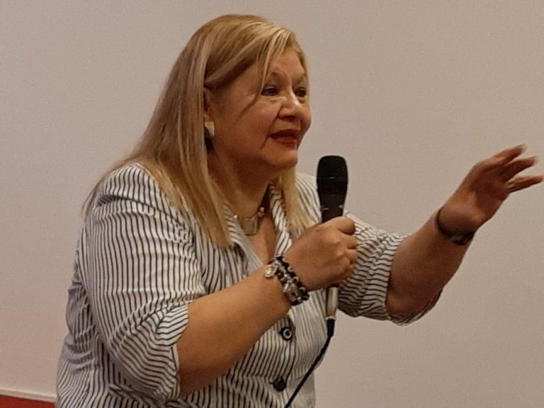 Dra. Irma Alicia Parejas