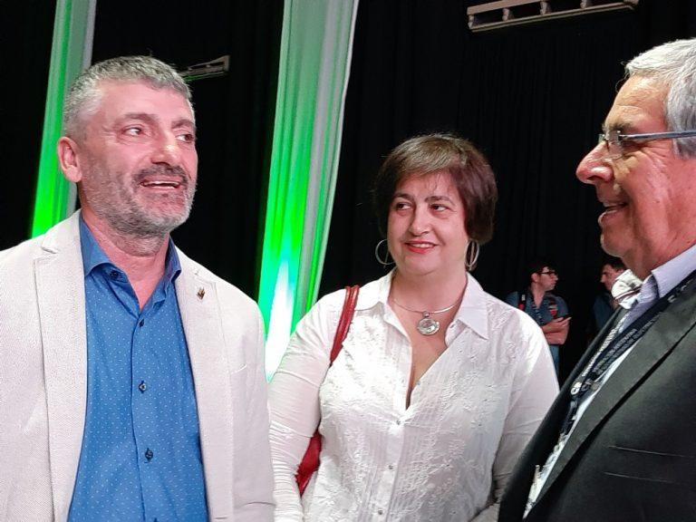 CP Marcelo Gallo - CP Graciela A, Tosso