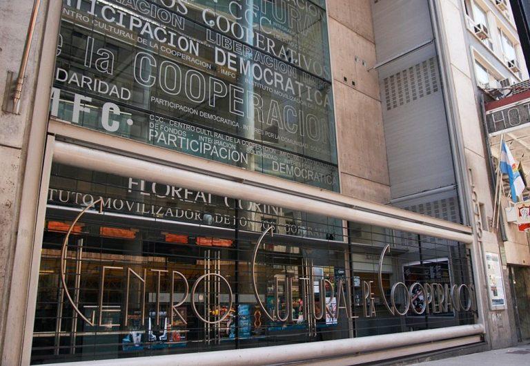 Centro Cultural de la Cooperación