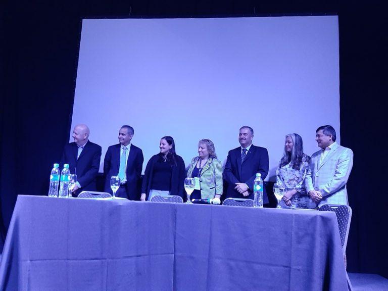 Dr. Ariel Guarco con Comité de Género