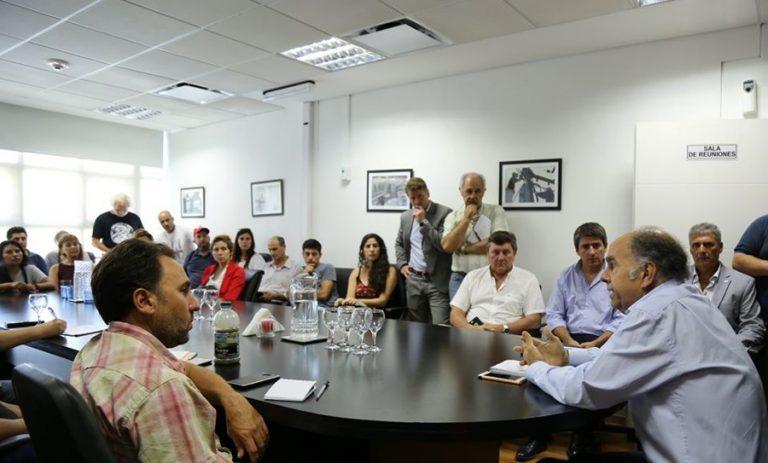 Comisión Agroalimentaria-Fecotel