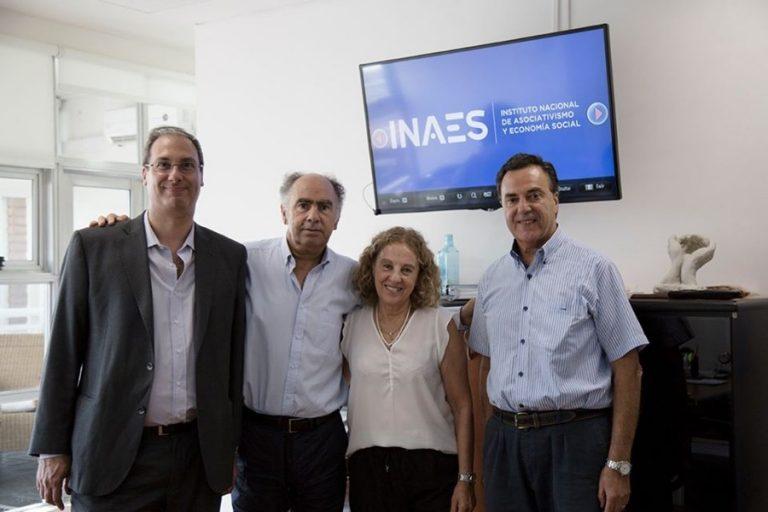 Inaes con FAESS