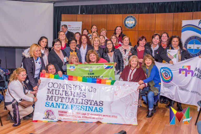 Mujeres Mutualistas en Santa Fe