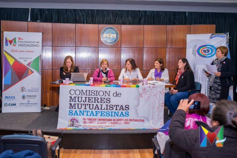 Panel Mutualismo y Género