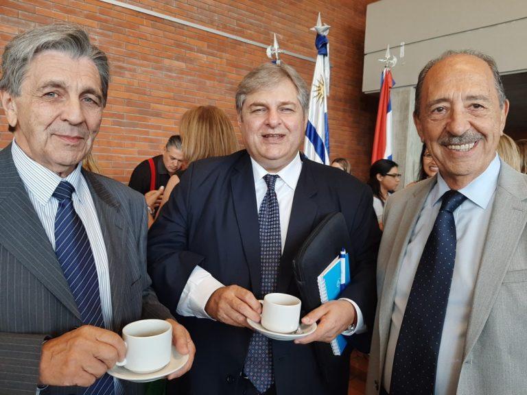 Darwin Cerizola- Lic. Alejandro Russo - Dr. José M. Garriga