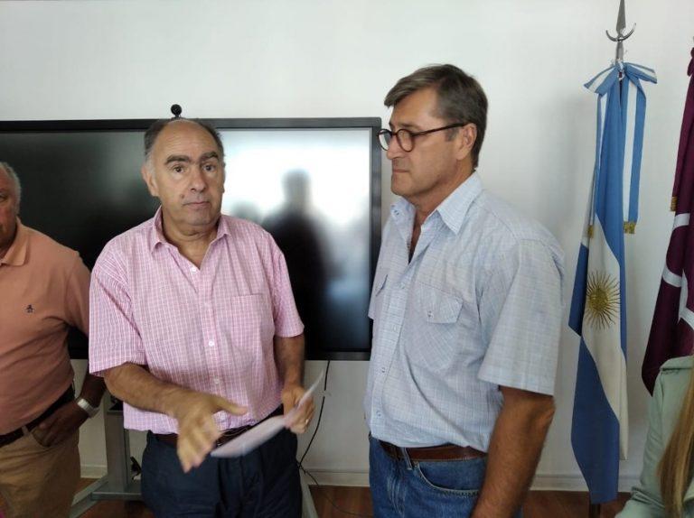 Ing. Mario Cafiero - Tec. Mariano Díaz