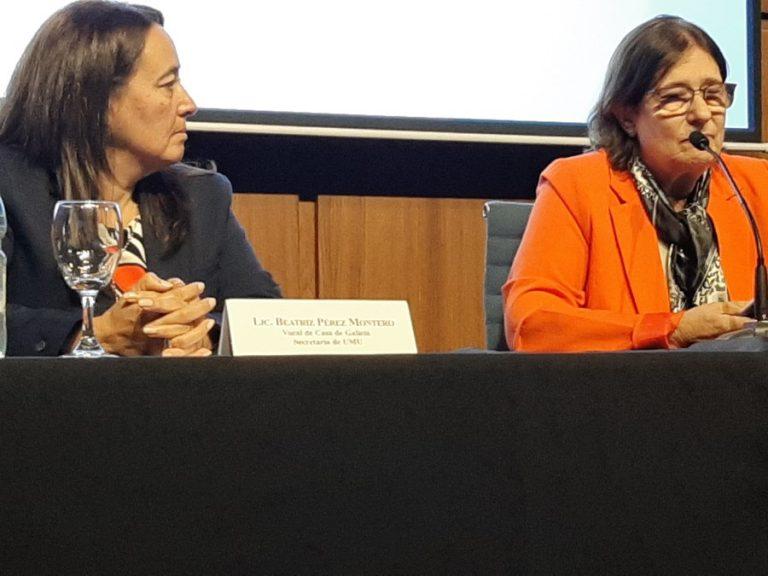 Lic. Beatriz Perez Montero- Dra. María José Cancela