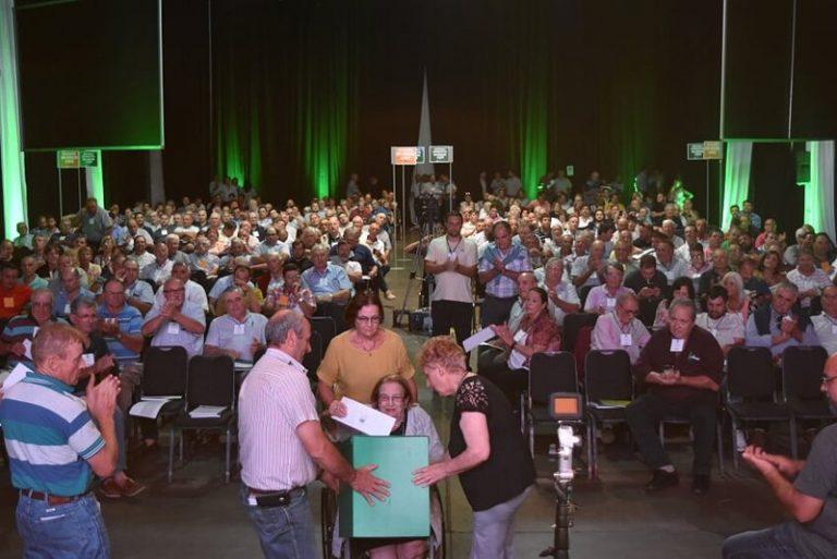 Vista Auditorio Asamblea AFA