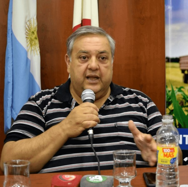 Dr Miguel Angel Sansone - Archivo