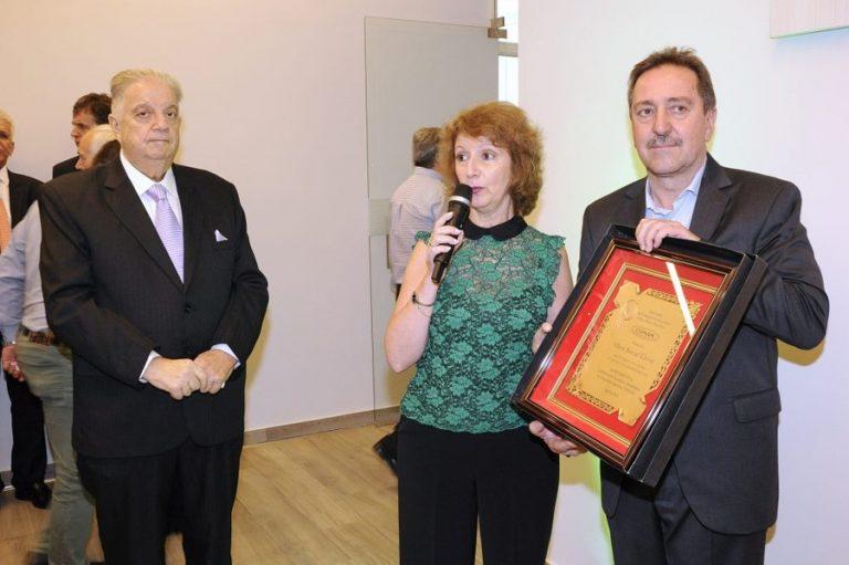 Dra Rosa Rodriguez en inauguración Clínica