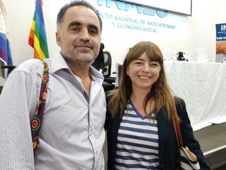 Lic Nahum Mirad- Lic. lorena Tellechea