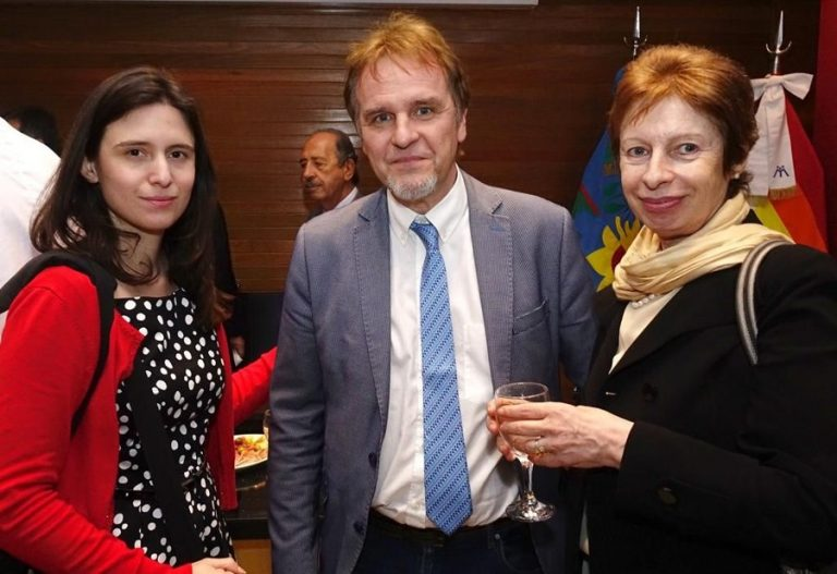 Alain Coheur en Hospital Español Uruguay