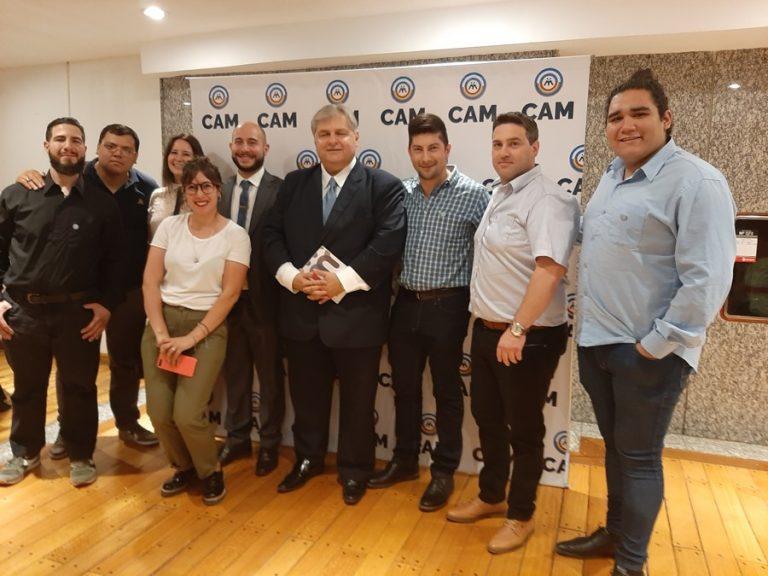 Juventud CAM con Lic Alejandro Russo