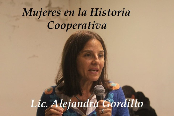 Lic. Alejandra Gordillo