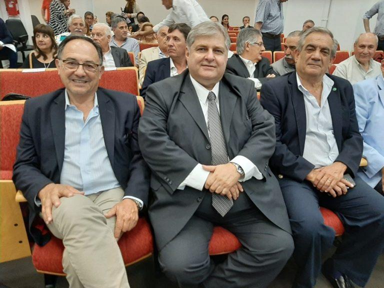 Luis A. Castillo - Lic, Alejandro Russo -Dr. Carlos Iannizzotto