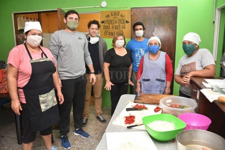 Mutual Solidaridad- cocina
