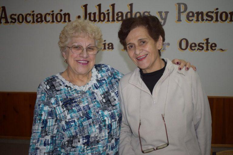 Directiva Mutual Jubilados - Marta Vernengo