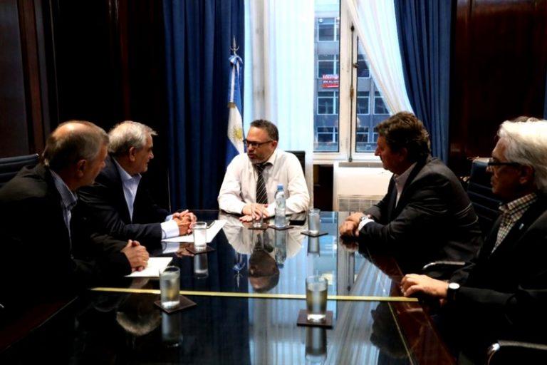 Reunión con Ministro Kulfas