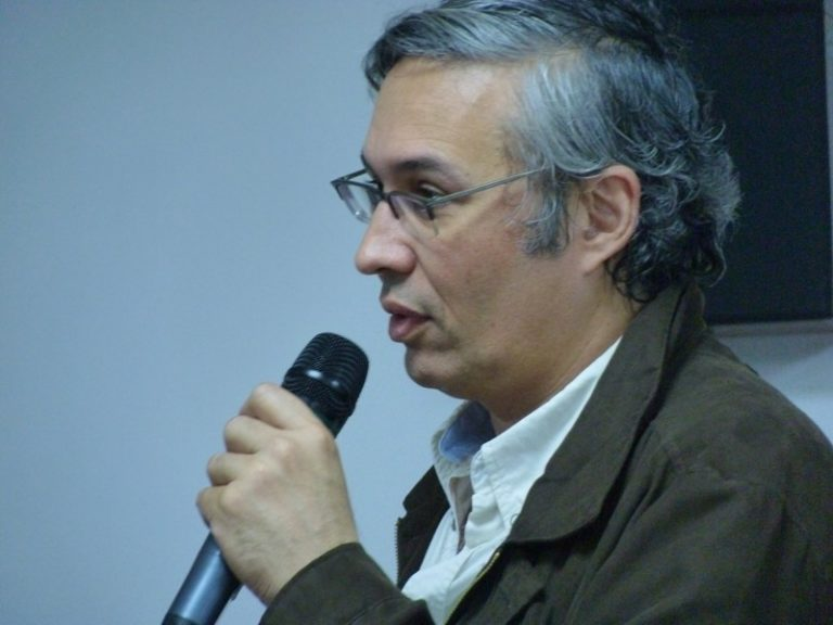 Lic César Basañes - Gte COOPERAR