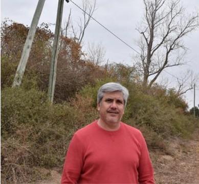 Gustavo Farías - Presidente de la Cooperativa de Soto