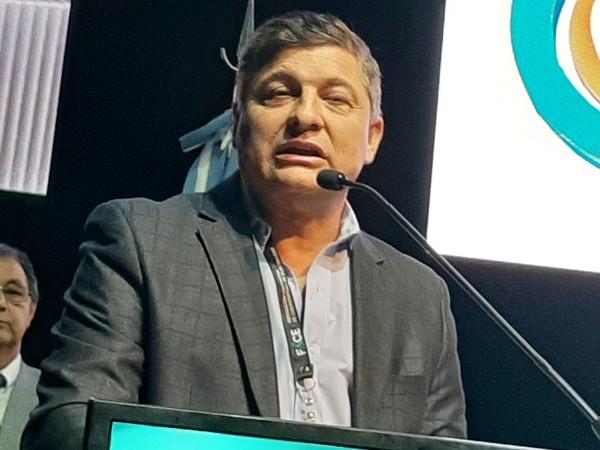 José Alvarez -Presidente de FACE