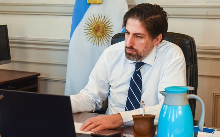 Ministro Nicolás Trotta