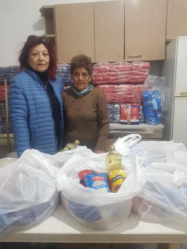Rita Blanco donaciones