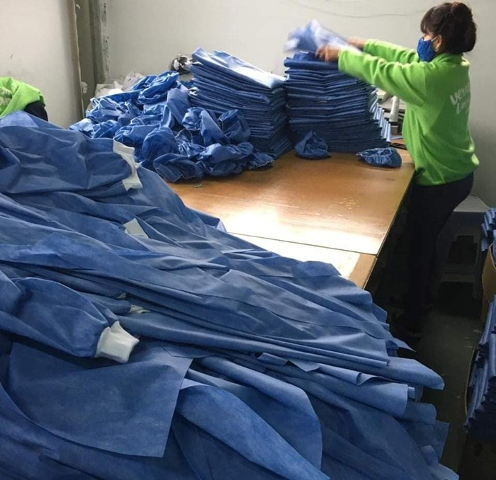 Proceso Textil