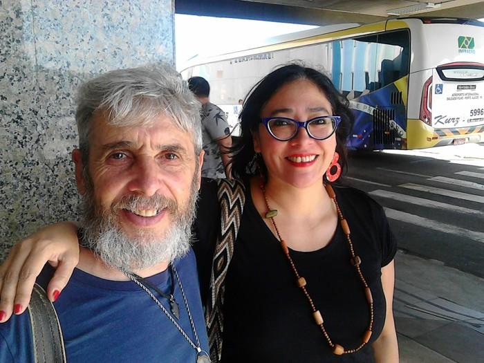 Oscar Tito Ferrara - Mariana Pacheco