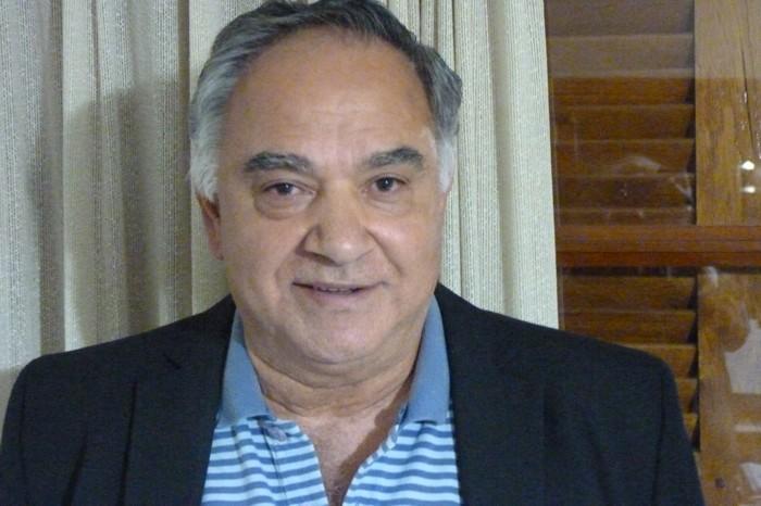 Horacio Piceda -Presidente Soc. Italiana