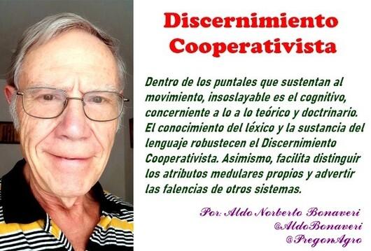 Dicernimiento Cooperativista