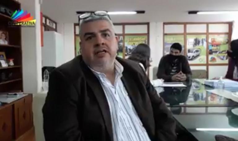Cristian Ceballos - Secretario COSP Oliva