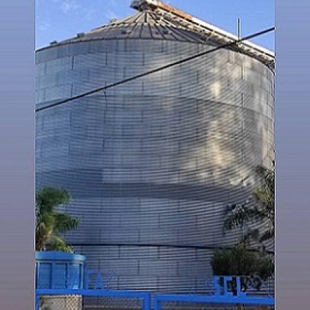 AFA silo y bandera