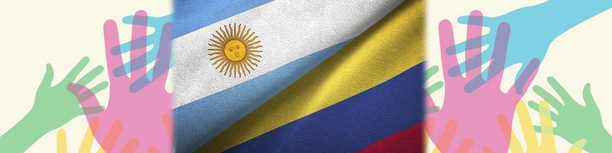 COLOMBIA Y ARGENTINA