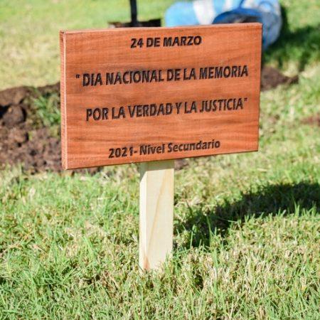 Cartel Día de la Memoria