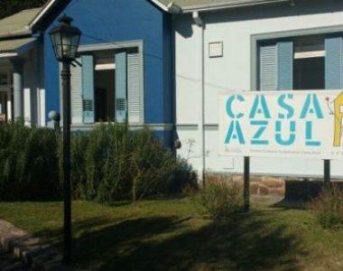 Casa Azul- Sede invernadero