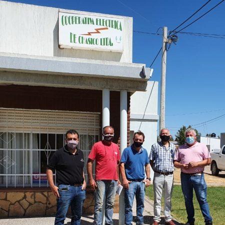 Cooperativa de Chasicó y de San Germán-
