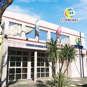 Fachada Cooperativa de Fuentes