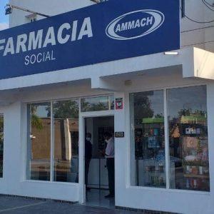 Farmacia Social AMMACH
