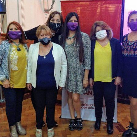 Grupal mujeres mutualistas