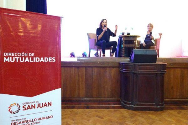 Lic. Nora Landart - Blanca Suarez